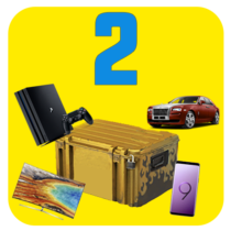 Case Simulator Things 2  2.6.0 APK MODs (Unlimited Money) Download
