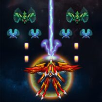 Alien Attack: Galaxy Invaders  1.3.9APK MODs (Unlimited Money) Download