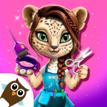 Amy's Animal Hair Salon – Cat Fashion & Hairstyles  4.0.50025 APK MODs (Unlimited Money) Download