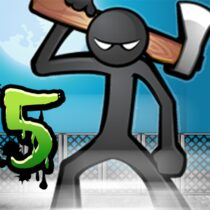 Anger of stick 5 : zombie  1.1.65 APK MODs (Unlimited Money) Download