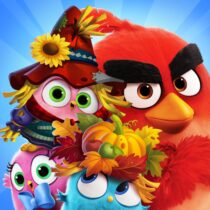 Angry Birds Match 3  5.3.0 APK MODs (Unlimited Money) Download