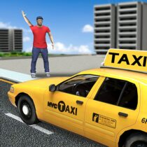 City Taxi Driving simulator: PVP Cab Games 2020  1.53 APK MOD (Unlimited money) Download