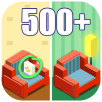 Find The Differences 500 – Sweet Home Design 1.2.3 APK Download