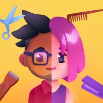 Idle Beauty Salon: Hair and nails parlor simulator Varies with device APK Download 1.0.0009
