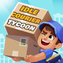 Idle Courier Tycoon – 3D Business Manager  1.2.4 APK MODs (Unlimited Money) Download