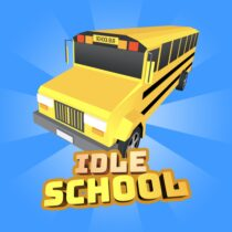Idle School 3d – Tycoon Game  1.9.9 APK MODs (Unlimited Money) Download