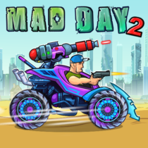 Mad Day 2: Shoot the Aliens 2.0 APK Download