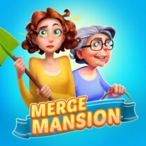 Merge Mansion The Mansion Full of Mysteries  1.8.2 APK MODs (Unlimited Money) Download