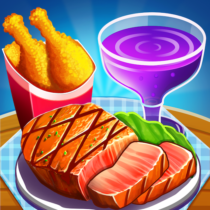 My Cafe Shop – Indian Star Chef Cooking Games 2021  1.14.3 APK mod Download
