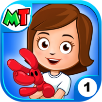 My Town: Home Dollhouse: Kids Play Life house game  APK Download 6.04
