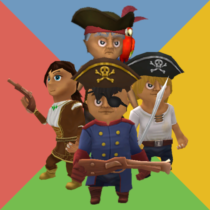 Pirates party: 2 3 4 players 2.22 APK Download