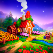 Royal Farm Village Life with Quests & Fairy tales  1.47.0 APK MODs (Unlimited Money) Download