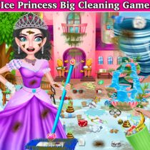Winter Princess Big House Cleaning- Home Cleaning 1.1 APK Download