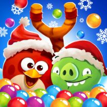 Angry Birds POP Bubble Shooter  3.97.0 APK MODs (Unlimited Money) Download