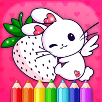 Animated Kids Coloring Book  5.1 APK MODs (Unlimited Money) Download