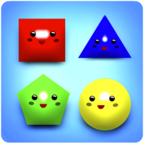 Baby Learning Shapes for Kids 2.9.90  APK Download