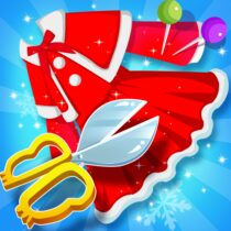 🎅📏Baby Tailor 4 – Christmas Party 3.3.5038  APK Download