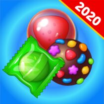 Candy Bomb – Match 3 &Sweet Candy  1.1.60APK MODs (Unlimited Money) Download