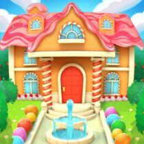 Candy Manor – Home Design 9 APK Download