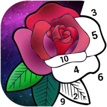 Color by number – color by number for adults 1.29 APK Download