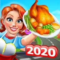 Cook n Travel: Cooking Games Craze Madness of Food 2.6  APK Download