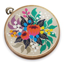 Cross Stitch Club — Color by Numbers with a Hoop  1.4.44 APK MODs (Unlimited Money) Download