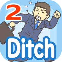 Ditching Work2 -room escape game 3.3  APK Download