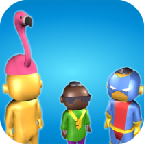 Fall Guys Flat On Ground – Ultimate Challenges 0.22  APK Download