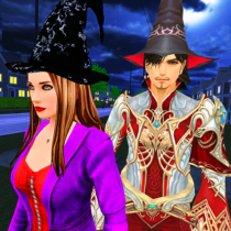 Halloween Witch and Wizard Adventure 2.3.1  APK Download