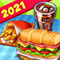 Hell's Cooking: crazy burger, kitchen fever tycoon  1.100 APK MODs (Unlimited Money) Download