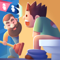 Toilet Empire Tycoon – Idle Management Game  1.2.9APK MODs (Unlimited Money) Download