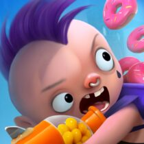Kids vs Zombies: Brawl for Donuts  1.0.0.1407 APK MODs (Unlimited Money) Download