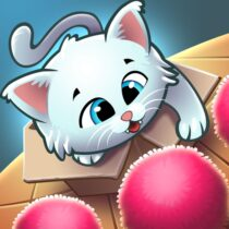Kitty Snatch – Match 3 ft. Cats of Instagram game 1.0.88 APK Download