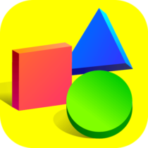 Learn shapes and colors for toddlers kids 1.3.1 APK Download