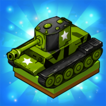 Merge Tanks Awesome Tank Idle Merger  2.3.7 APK MOD (Unlimited money) Download