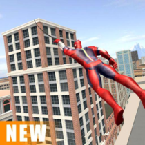 Miami Rope Hero Spider Open World City Gangster 1.0.25 APK Download