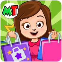 My Town: Shopping Mall – Shop & Dress Up Girl Game  1.12 APK mod Download