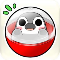 Pesoguin capsule toy game  1.6 APK MODs (Unlimited Money) Download