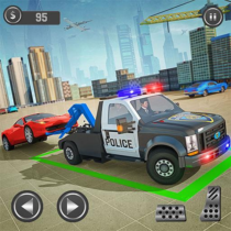 Police Tow Truck Driving Simulator 1.1 APK Download