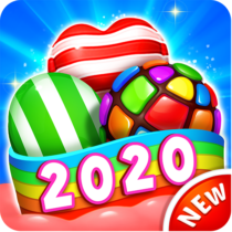 Sweet Candy Puzzle: Crush & Pop Free Match 3 Game 1.91.5026 APK Download