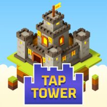 TapTower Idle Building Game  1.31.1 APK MOD (Unlimited money) Download