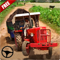 Tractor Trolley: Offroad Driving Tractor Trolley 1.6  APK Download