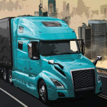 Virtual Truck Manager Tycoon trucking company  1.1.56 APK MOD (Unlimited money) Download
