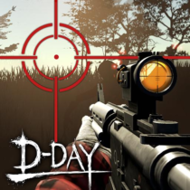 Zombie Shooting Game: Zombie Hunter D-Day  1.0.823 APK MODs (Unlimited Money) Download