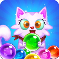 Bubble Shooter: Free Cat Pop Game 2019 1.26 APK Download
