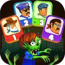 Four guys & Zombies (four-player game) 1.0.2 APK Download