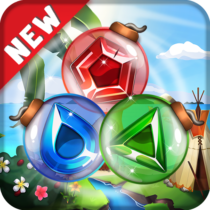 Island of Jewels: Aloha ! Match3 puzzle  1.2.3 APK MODs (Unlimited Money) Download