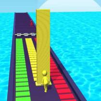 Tower Stack colors kick-Collect cubes tower run 1.0.9 APK Download