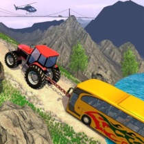 Tractor Pull Simulator Drive: Tractor Game 2020 1.14 APK Download