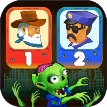 Two guys & Zombies (two-player game) 1.2.4 APK Download